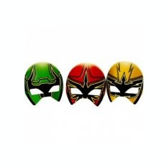 Masca Power Rangers Mystic Force - Costum petrecere copii