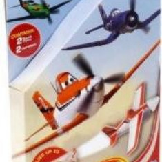 Avion de jucarie - NOU! 2 Lansatoare PLANES + 2 avioane