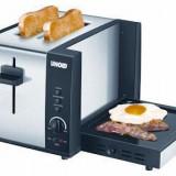 Snack master Unold 38905 (prajitor paine si plita) - Toaster