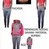 Trening dama Adidas, Bumbac - TRENINGURI ADIDAS -SAVANA, MATERIAL BUMBAC, LIVRARE GRATUITA, SUPER REDUCERE !!