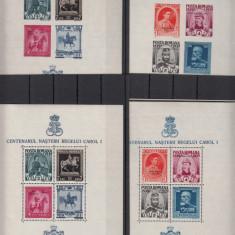Timbre Romania, Nestampilat - ROMANIA 1939/40, LP 135, LP 136, PRO PATRIA, MNH, LOT 4 RO