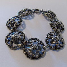 Bratara din argint - Bratara argint vintage