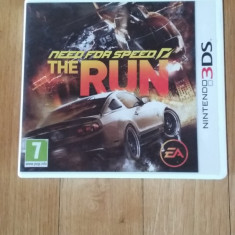 Jocuri Nintendo 3DS, Curse auto-moto, 3+, Single player - JOC NINTENDO 3DS NEED FOR SPEED THE RUN ORIGINAL / by WADDER