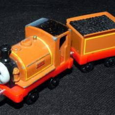 TAKE Along cu magnet - Thomas and Friends trenulet jucarie - locomotiva DUKE - Trenulet de jucarie, Metal, Unisex