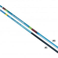 Undita fibra sticla 4 m - Lanseta