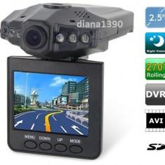 Camera video auto masina, 32GB, HD, microUSB, Foto, Display
