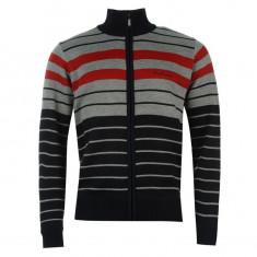Lichidare de stoc!Bluza Pulover Barbati Pierre Cardin Full Zip - marimea XL, Culoare: Multicolor