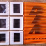 Diapozitive statiunea saturn diapozitiv set 6 carte dia hobby - Accesoriu foto