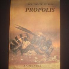 PROPOLIS * UN PRETIOS PRODUS AL APICULTURII - Carte Alimentatie