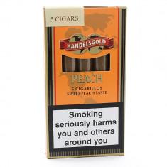 TIGARETE / TIGARI DE FOI Handelsgold PEACH / PIERSICI cigarillos - Tigari foi