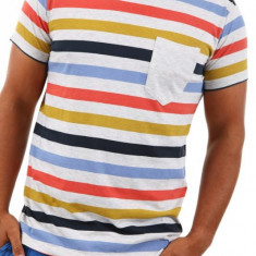 Tricou barbati Shine Multicolor 2-40163