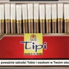 TIGARETE / TIGARI DE FOI NEOS TIPI CHERRY - Tigari foi