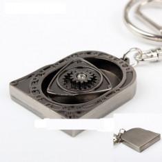 Breloc Auto Volkswagen ENGINE 3D metal + cutie simpla cadou