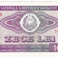 3) Bancnota 10 Lei 1966 a.UNC, An: 1966