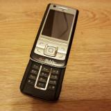 Nokia 6280 - 89 lei - Telefon Nokia, Negru, Nu se aplica, Neblocat, Fara procesor, Nu se aplica