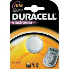 1x Duracell CR1616 lithium battery BL094 - Baterie Aparat foto