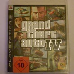 GTA Grand Theft Auto 4 PS3 - Jocuri PS3
