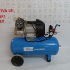 Compresor GUDE 400/10/50 N - Compresor electric Gude, Compresoare cu piston