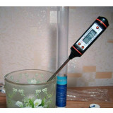 Termometru alimentar termometru lichide carne termometru bbq digital laborator