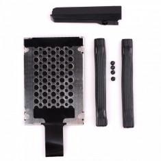 Caddy suport + cauciucuri + capac hard disk laptop IBM Lenovo Thinkpad T400 R400