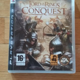 JOC PS3 THE LORD OF THE RINGS CONQUEST ORIGINAL / by WADDER