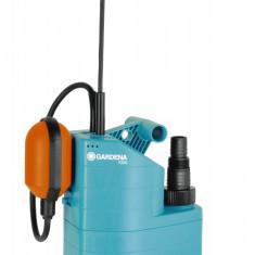 Pompa submersibila apa semimurdara Classic 7000 1780 - Pompa gradina