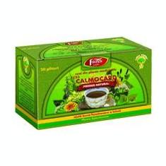CEAI CALMOCARD (CALMANT CARDIAC) 20dz FARES - Ceai naturist