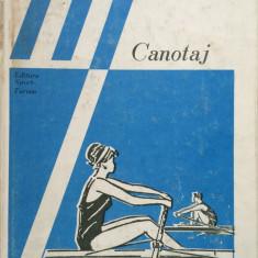 CANOTAJ - Corneliu Florescu, Victor Mociani - Carte Hobby Sport