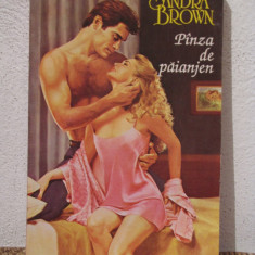 Roman dragoste - PANZA DE PAIANJEN -SANDRA BROWN