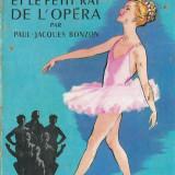 Paul-Jacques Bonzon - Les six compagnons et le petit rat de l Opera - Carte de povesti
