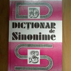 K0e GH BULGAR - DICTIONAR DE SINONIME - Dictionar sinonime