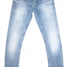 Blugi barbati, Lungi, Prespalat, Skinny, Normal - Blugi Conici G-STAR - (MARIME: 28 x 30) - Talie = 80 CM, Lungime = 101 CM