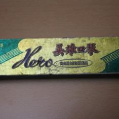 Muzicuta Altele-HERO-HARMONICA-MADE IN CHINA-D=18X3CM