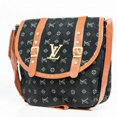 Geanta Dama Louis Vuitton, Geanta de umar, Bumbac - Geanta / Poseta de umar Louis Vuitton LV + Cadou Surpriza