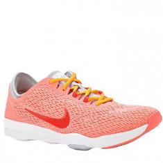 Adidasi barbati - Pantofi Fitness Femei, Nike, Zoom WMNS Fit, Roz-38.5