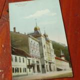 carte postala - Baile Herculane  perioada interbelica / 1923 - circulata !!!