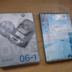 Navigatie auto, Bmw - DVD Navigatie BMW original - 2 bucati Seria 3 5 7 X3 Z4 e46 e39 e52 e53 e65 e85