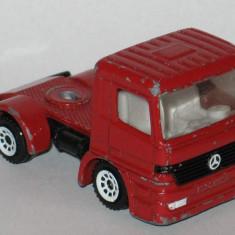 Macheta auto Siku, 1:50 - SIKU - Mercedes cap tractor