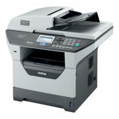 Multifunctionala Laser Brother DCP-8060, Monocrom, 30 ppm, Copiator, Scanner, 1200 x 1200 dpi, USB, Paralel - Imprimanta matriciale