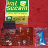 Convertor PAL - SECAM - Televizor CRT