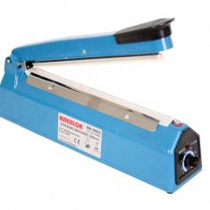 129907-Masina de lipit pungi plastic 400 mm 600 W Makalon