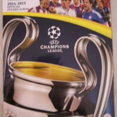Colectii - ALBUM PANINI - UEFA CHAMPIONS LEAGUE - EDITIA 2014 - 2015