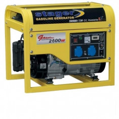 Generator curent monofazat Stager GG 3500