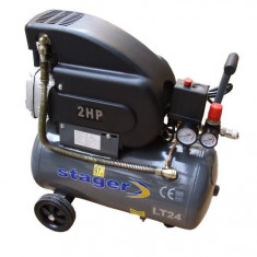Compresor electric - Compresor de aer 24 litri Stager - HM 2024B