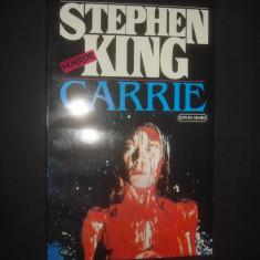 STEPHEN KING - CARRIE - Carte Horror