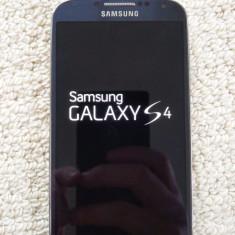 Telefon mobil Samsung Galaxy S4, Negru, 16GB, Neblocat, Single SIM - Samsung Galaxy S4 black