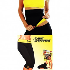 Pantaloni fitness pentru slabit Hot Shapers - Echipament Fitness