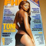 Revista FHM - Februarie 2001 - Revista barbati