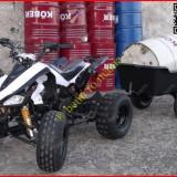 Vand ATV HONDA Super Cover J8 125 CC + REMORCA