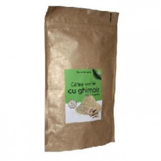 Produs de Slabit - Cafea Verde Macinata Cu Ghimbir Phytopharm